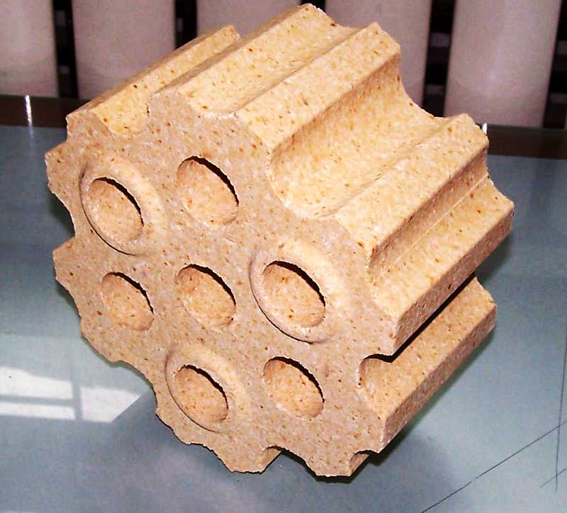 7-hole-low-creep-high-alumina-brick-lattice