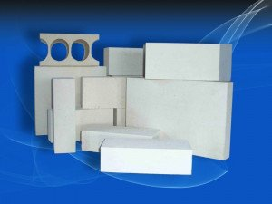Different Shapes Insulating Bricks
