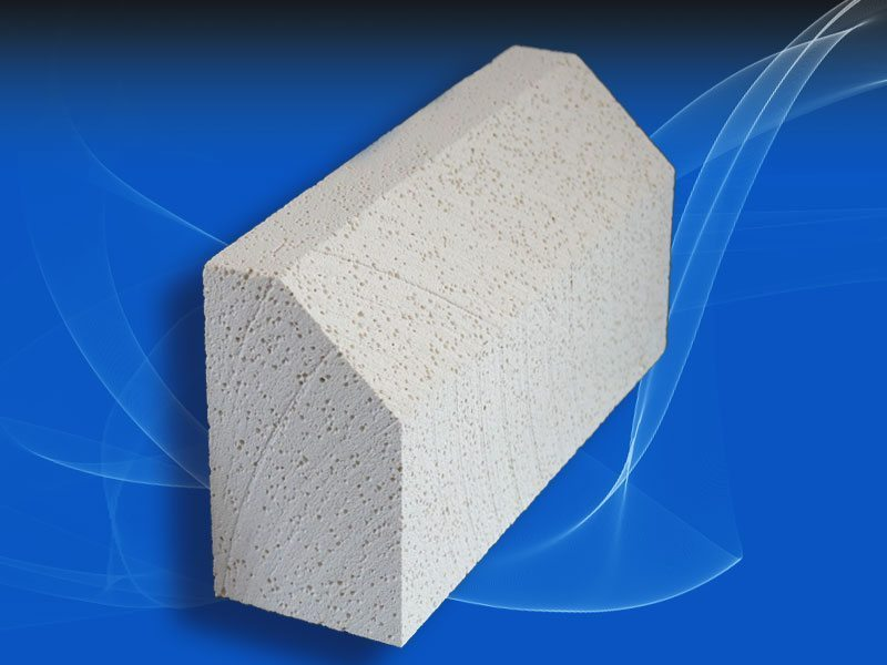 Light insulating fire bricks